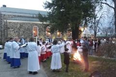 Easter Vigil a